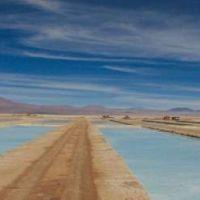 Sin valor agregado, Salta enamora empresas extranjeras para la extracción de litio