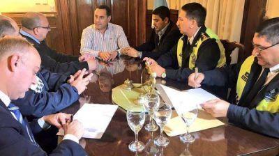 El Gobierno Provincial acordó un incremento salarial del 23% con la Policía y el Servicio Penitenciario