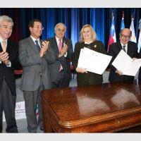 La integración con Chile reúne a 2 embajadores y 400 participantes