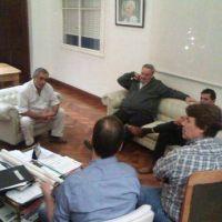 Los intendentes de Carlos Tejedor, Rivadavia y Trenque Lauquen se reunirán en La Plata con Salvador y De La Torre