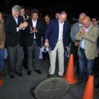 Más de 62.000 sanjuaninos beneficiados con el nuevo subsistema cloacal