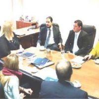 Nación y Provincia acuerdan acciones de contención juvenil
