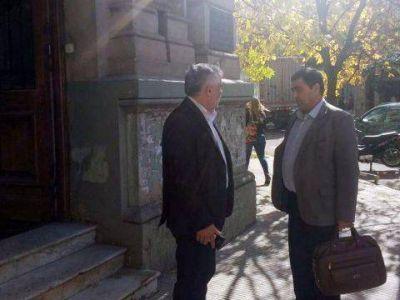 El intendente de Chaves se reunió con el Fiscal General Departamental de Bahía Blanca