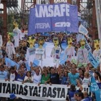 Amsafé provincial valora la última oferta salarial y va por su aceptación