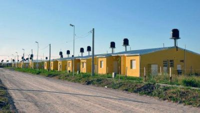 """Preocupa al IAPV que frente a la """"creciente demanda habitacional"""", Nación autorice """"menos viviendas"""""""