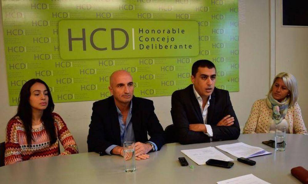 HCD: Olavarría Pública pidió que se declare la Emergencia Pyme