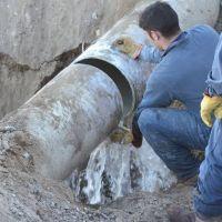 Buscan fondos para la reconstrucción del acueducto