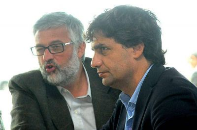 Ministros de Vidal se reunieron en la ciudad con gremios estatales