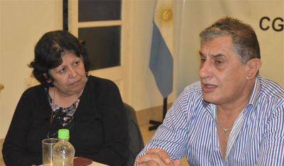 """La CGT Mar del Plata declaró persona no grata a """"Barba"""" Gutiérrez"""
