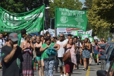 [#EnLucha] Los trabajadores estatales realizaron un paro nacional