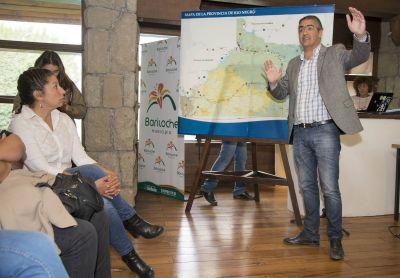 Presentaron en Bariloche las ambiciosas obras del plan Castello