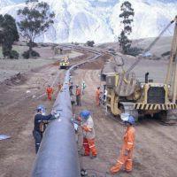 Para el invierno de 2018 estaría finalizado el gasoducto