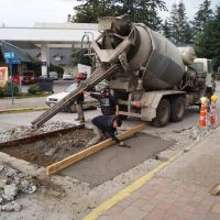 El municipio trabaja en varios frentes por mantenimiento y obras urbanas