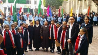 En El Cairo, donde cristianos y musulmanes aprenden a vivir juntos y esperan al Papa