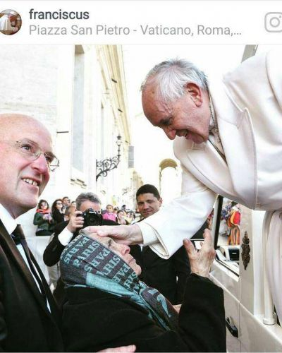 El Papa Francisco, tercer líder más influyente en Instagram