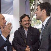 Urtubey inicia el diálogo político