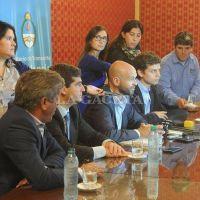 Dietrich anunció avances en obras de transporte en Tucumán; se invertirán $ 10.000 millones