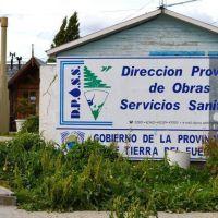 La DPOSS llamó a licitación para incorporar los barrios altos al sistema cloacal de la ciudad