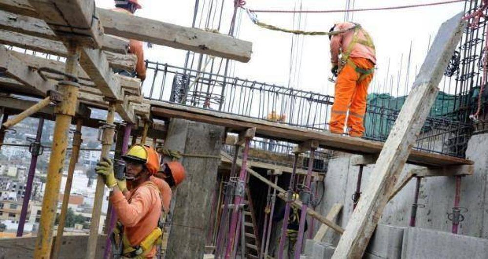 Según UOCRA solo el 30% de los trabajadores está ocupado