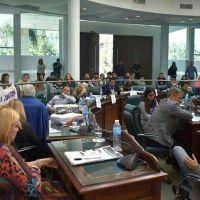 El HCD de Malvinas Argentinas aprobó la rendición de cuentas de Nardini por unanimidad