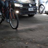 Problema sin solución: cada vez más baches en las calles tras las lluvias