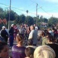 Viernes de marchas en Pilar