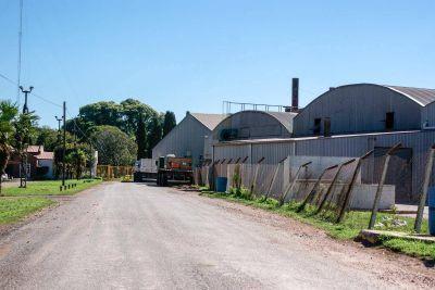 Cerámica Cortines suspendió producción