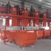 Comenzó a funcionar la planta de residuos de Castelli