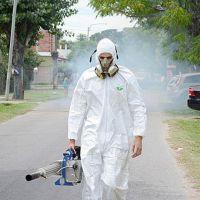 Dengue: marcado descenso de casos en todo el distrito
