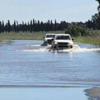Inundaciones: esperan otros 115 millones de ATN