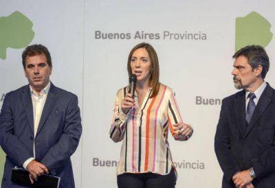 Tras las críticas de Elisa Carrió, María Eugenia Vidal salió a bancar a Cristian Ritondo