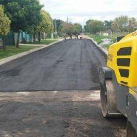 Las obras de cloacas en Barrio Laguna Paiva están a punto de concluir