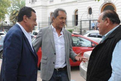 Scioli junto a intendentes: recorrió Zárate, San Pedro, Arrecifes y Moreno