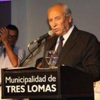 El intendente de Tres Lomas, Roberto Álvarez, hizo un positivo anuncio con respecto al frigorífico
