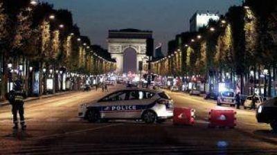 Bélgica confirma que el autor del ataque en París era francés