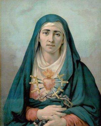 Se cumplen 111 años del prodigio de la Virgen Dolorosa en Ecuador
