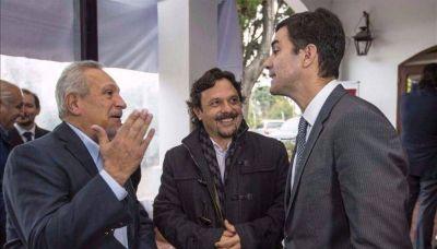 """Comienza el """"diálogo político"""" en Salta"""