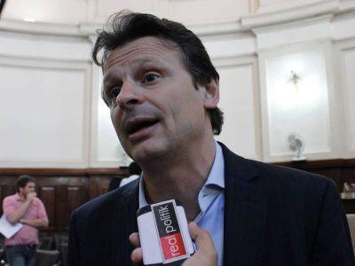 """Gabriel Bruera, sobre el Presupuesto Participativo: """"Está muy lejos de aportar transparencia"""""""