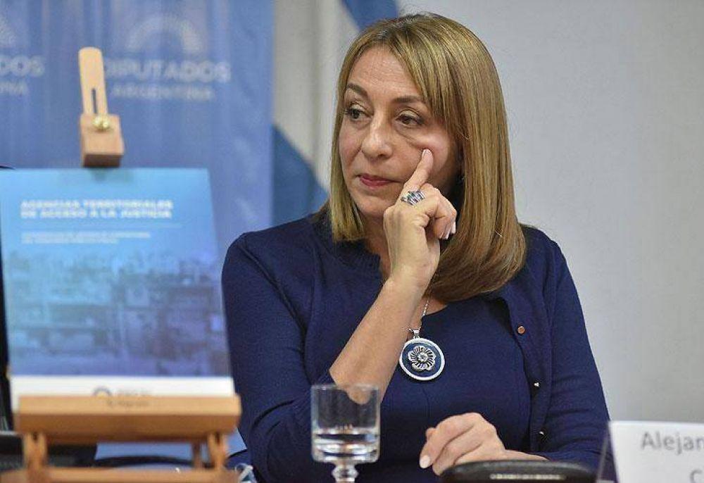 Cambiemos presiona a Gils Carbó para interrogarla en el Congreso
