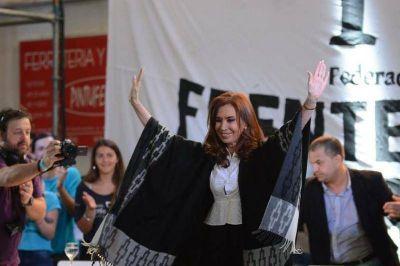 Cristina denuncia que preparan un fuerte ajuste después de las elecciones