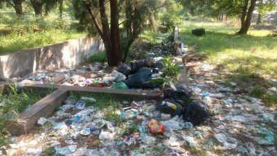 En dos barrios de Abasto sólo tienen agua de napas contaminadas con materia fecal