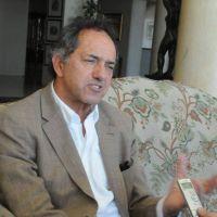 """Scioli: """"En la práctica, este cambio es un retroceso"""""""