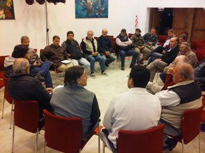 Productores y funcionarios avanzan en la conformación de la Comisión Vial
