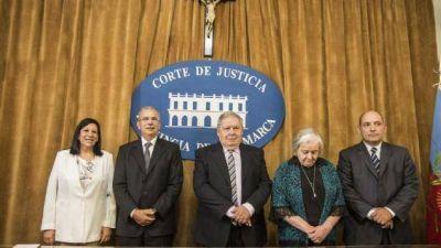 Denuncian a la Corte de Justicia por prevaricato y abuso de autoridad