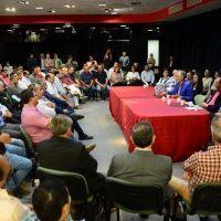"""El gobernador presenta el Plan Maestro """"Carnes San Luis"""""""