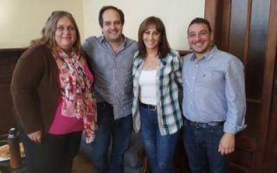 Navarro: El Intendente Maggiotti recibió a la Diputada Mirta Tundis