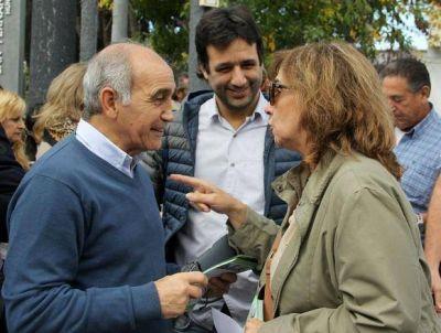 Salvador encabezó el timbreo de gestión en San Fernando
