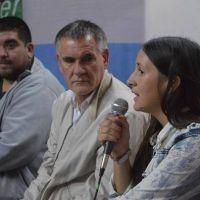 """Castagneto en San Fernando: """"No vamos a permitir que se avasalle al pueblo trabajador"""""""
