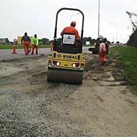 Vecinos de La Florida celebran inicio de obras en la Autovía