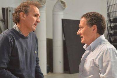 """Gabriel Katopodis: """"Trabajamos con Randazzo para generar una alternativa en Argentina"""""""
